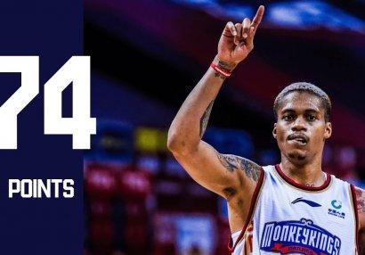 Bir oyunda 74 xal topladı - Keçmiş NBA oyunçusundan möhtəşəm performans