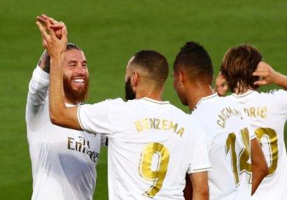 «Реал» досрочно стал чемпионом ,