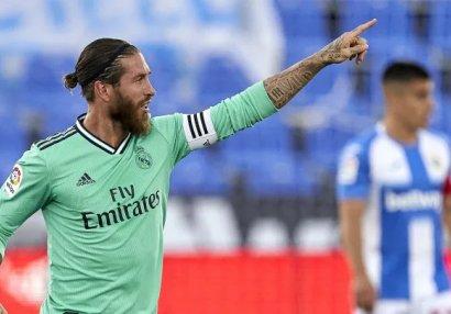 Ramos 100-ə çatdı