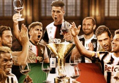 «Юве» выиграл Серию А в 36-й раз, а Роналду  - третий трофей с туринцами (ФОТО)