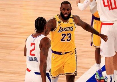 NBA qayıtdı,