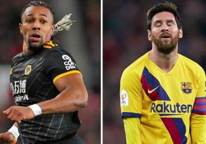 Avropanın ən yaxşı driblinq ustaları: Messi