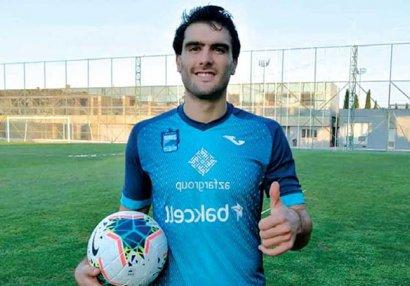 Perulu futbolçu: