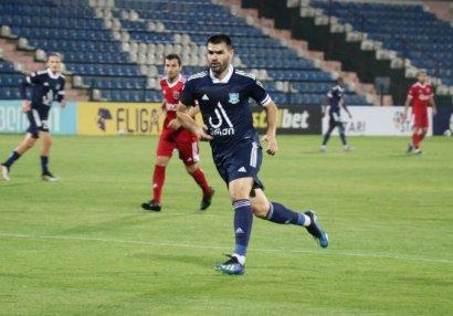 Komandası uduzdu, azərbaycanlı futbolçu zədələndi