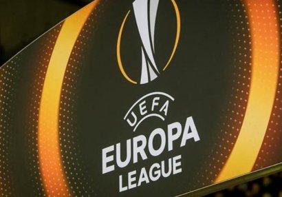 Состоялись ответные матчи 1/8 финала Лиги Европы