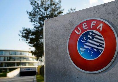 UEFA reytinqi: Azərbaycan yerində sayır