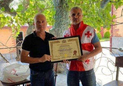 Gürcüstan federasiyasının prezidenti azərbaycanlı oldu