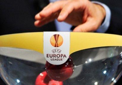 Лига Европы: азербайджанские клубы узнают своих соперников