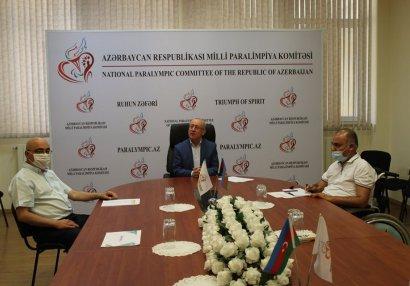 Azərbaycan Milli Paralimpiya Komitəsindən yenilik
