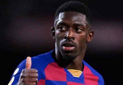 Медштаб «Барселоны» допустил Усмана Дембеле до матча с «Баварией»