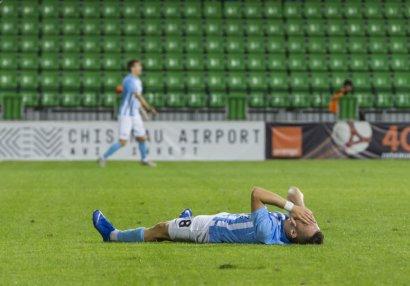 Moldovada futbol çempionatı dayandırıldı