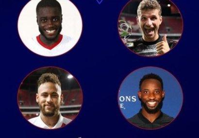 ÇL: Mərhələnin ən yaxşı futbolçusu kim olacaq?