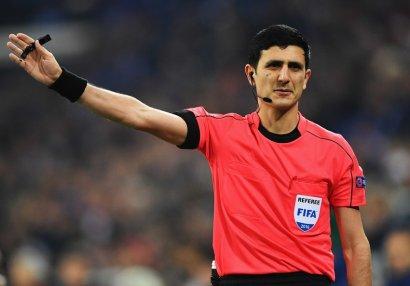 UEFA-dan Əliyar Ağayeva dəvət gəldi