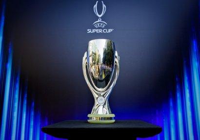 UEFA Super Kuboku matçı təxirə salınır?