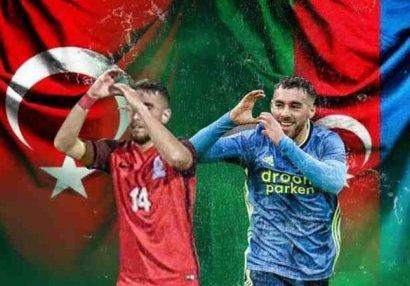 Bir oğlu Azərbaycan, digər oğlu Türkiyə millisində - Ata fəxr edir