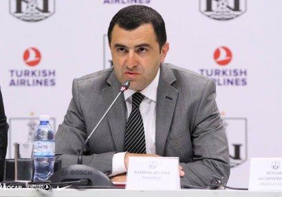 Kamran Quliyev türk kanalına danışdı