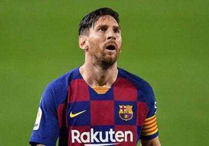 Lionel Messi bu klubla anlaşdı - İDDİA
