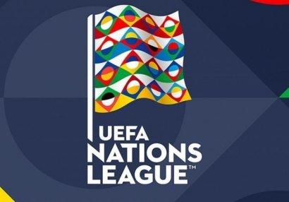 Стартует Лига наций УЕФА