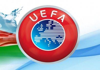 UEFA 3 klubumuz üçün pul göndərdi: 483 min manat