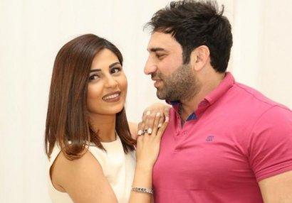 Gülay Kamil Zeynallı ilə boşanmasından danışdı - FOTO