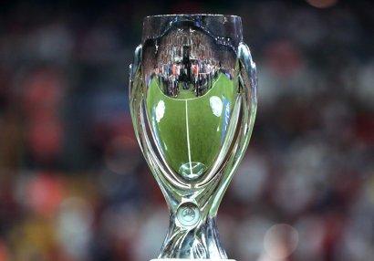 UEFA Super Kubokun biletlərini satışa çıxardı