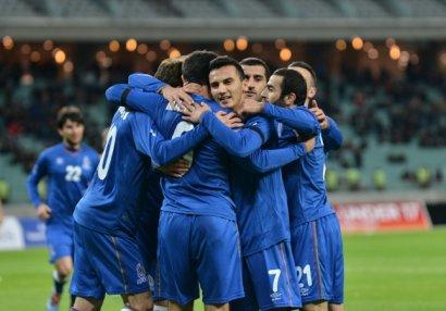 Азербайджан победил Кипр в Лиге наций единственным голом Медведева