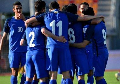 Стало известно время матча Словакия - Азербайджан
