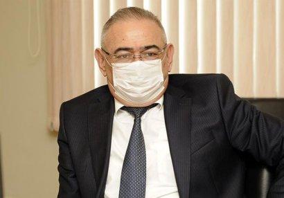 Рамин Мусаев переизбран на пост президента ПФЛ (ФОТО)