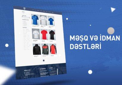 """""""Sabah""""ın onlayn mağazası fəaliyyətə başladı - VİDEO"""