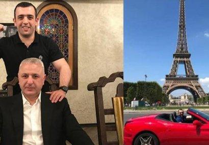 Azərbaycanlı federasiya prezidetinin oğlu 2,1 milyon manat borca düşdü - FOTOFAKT