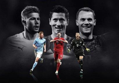 Mövsümün ən yaxşısı kim olacaq? - UEFA açıqladı