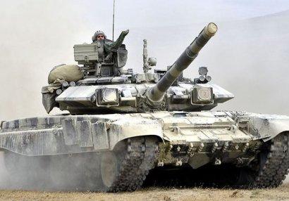 Cəbhədən xəbər: Düşmənin daha iki tankı məhv edildi - VİDEO