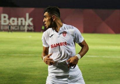 Azərbaycanlı futbolçu: