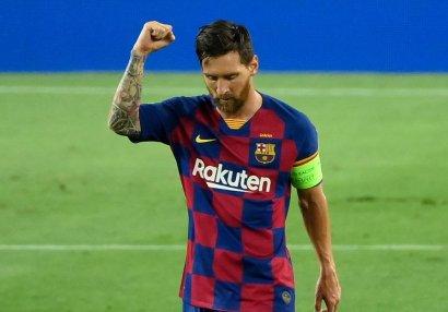 """Messi bu mövzuda sükutu pozdu: """"Yaşananlar məni çox incitdi"""""""