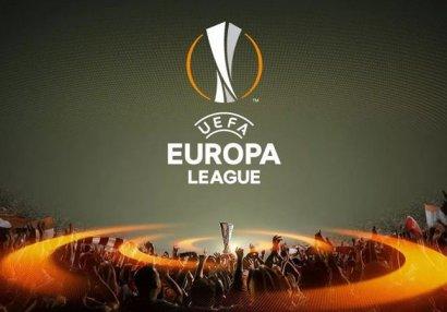 Avropa Liqası: Pley-off mərhələsinin oyunları keçirilir