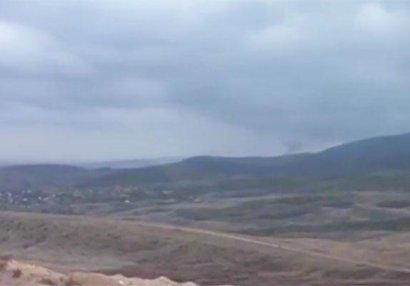 Düşməndən azad olunan ərazilərdən görüntülər - VİDEO