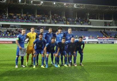 Millimizin Monteneqro və Kiprlə oyunlar üçün heyəti açıqlandı