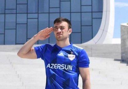 Qara Qarayev orduya maddi dəstək verdi