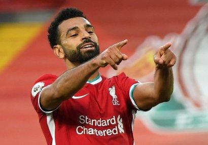 Mohamed Salah kimsəsizə belə yardım etdi - FOTO