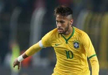 Neymar zədələndi