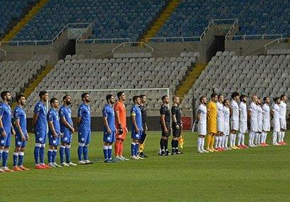 Azərbaycan - Kipr oyunundan VİDEO