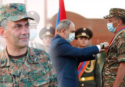 General Polad Həşimovu vuran erməni zabit məhv edildi - FOTOLAR
