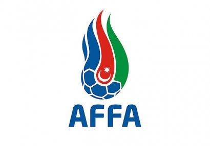 AFFA aşağı liqalarla bağlı dəyişiklik etdi
