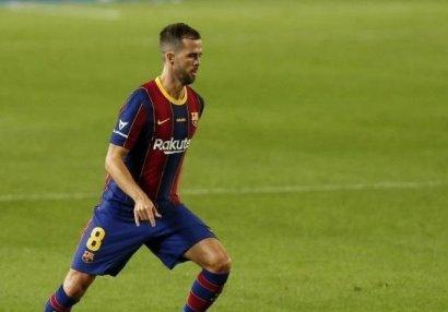 """""""Barselona""""nın yeni transferi zədələndi"""