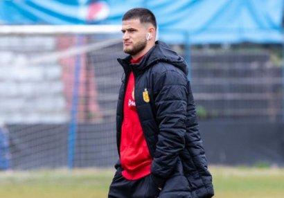 Alban futbolçu: