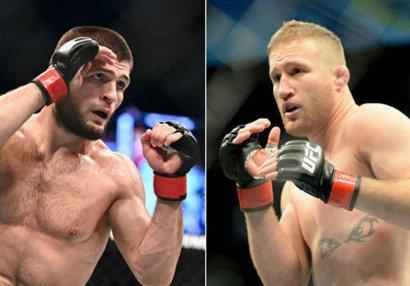 UFC нацелился на проведение боя Нурмагомедова и Гейджи со зрителями