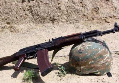 Ermənistan ordusunun yüksək rütbəli zabiti məhv edildi