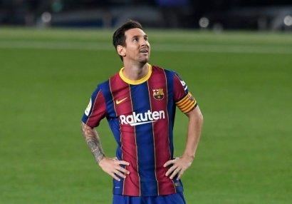 Messi niyə az qol vurduğuna aydınlıq gətirdi