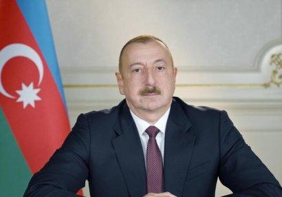İlham Əliyev xalqa müraciət edəcək