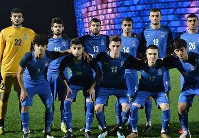 U-19-da 21 futbolçu